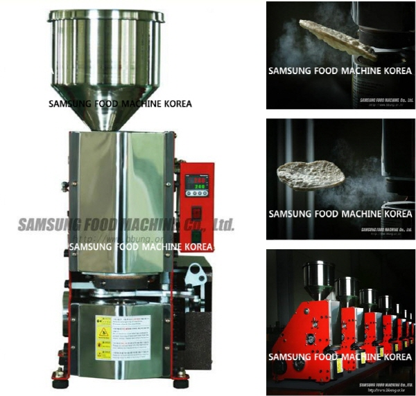popped rice cake machine images
