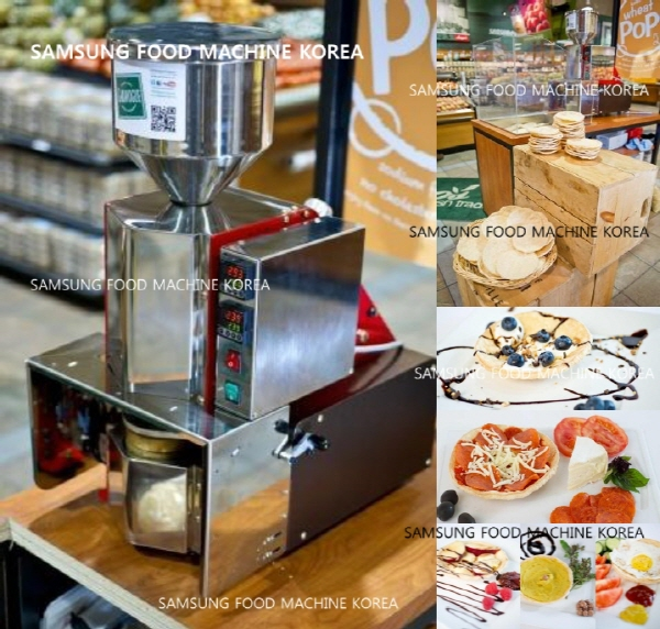 korea rice cake machine images