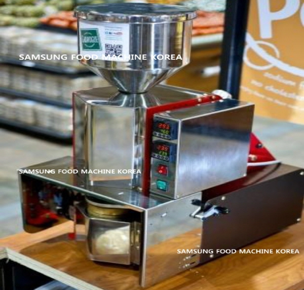 snack pellet popping machine images